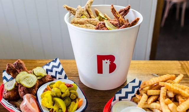 Win a VIP dinner for 4 at this Estrella Damm x Belles Hot Chicken pop-up