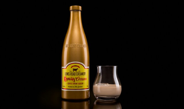 Lewis Road Creamery has recreated a classic with its indulgent, new liqueur
