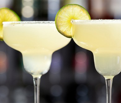 Beat the heat with one of these deliciously unexpected frozen margaritas