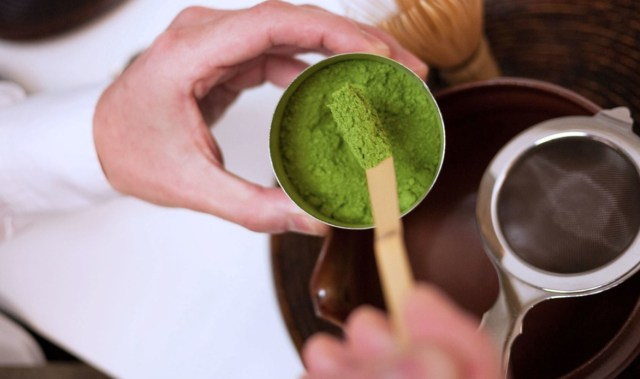 This delicious event is giving us an education in the vast and varied world of Japanese tea