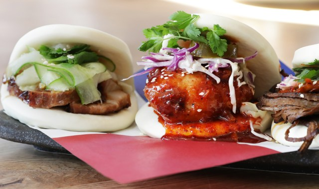 You need to head to Simon & Lee and sample the bao trifecta we're obsessed with