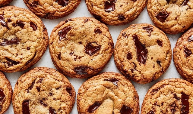 The only recipe you need to make perfect chocolate chip cookies