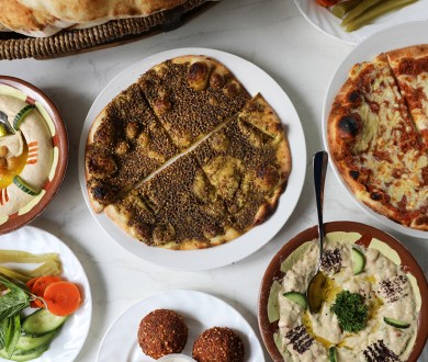 We paid a visit to the hidden gem rumoured to serve the best Lebanese cuisine in town