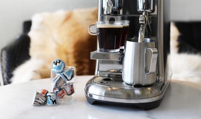Nespresso's new Nordic range encapsulates the true meaning of the holidays