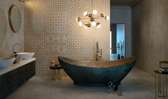 Here's why you should be transforming your interior with European Ceramics' tactile materials
