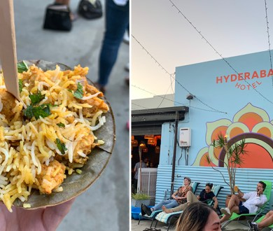 Satya Chai Lounge joins forces with Garage Project for the ultimate summer pop-up