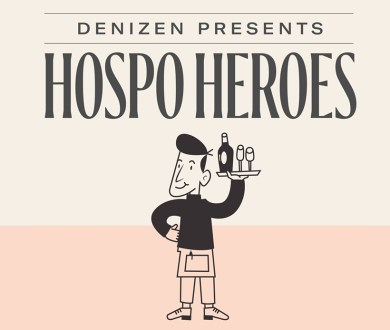 Hospo Heroes: Show your support for the hospitality industry and be in to win!