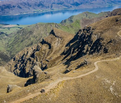 Tūtira offers exhilarating eco-adventures through the South Island's expansive high country stations