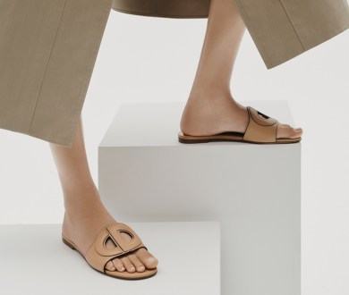 Step into spring with these stylish, easy-to-wear slides