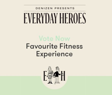 Denizen Everyday Heroes: Vote for your Favourite Fitness Experience