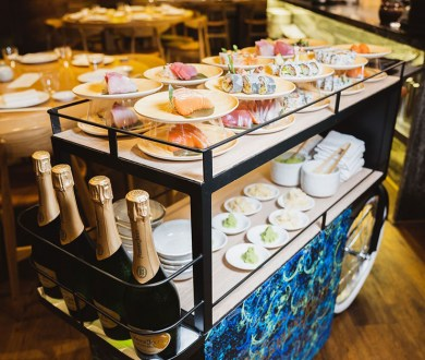 Masu launches a Sunday yum cha concept that's worth checking out