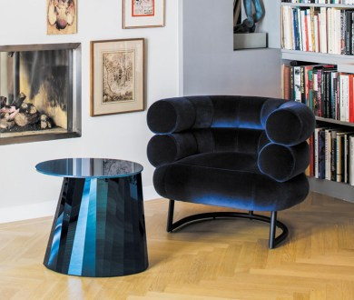 Elevate your living space with these attention-grabbing occasional chairs