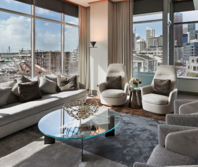 Craving that holiday high? Plan a luxurious staycation at Auckland's best hotel suites
