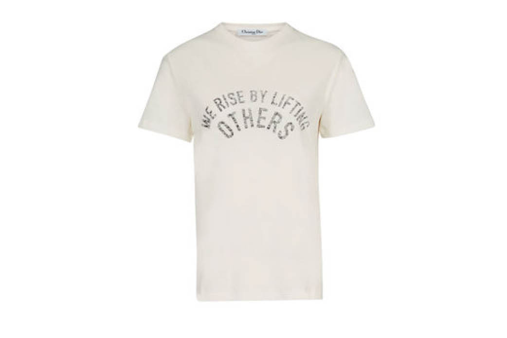 'We rise by lifting others' T-Shirt