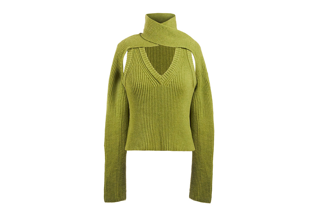 Wynn Hamlyn Loop Chunky Sweater