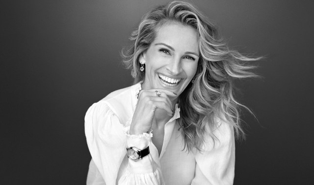 Icons collide as historic jewellery house Chopard names Julia Roberts as its new ambassador