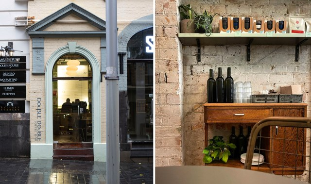 Meet Double Double — the cool new coffee bar from the dynamic duo behind Culprit and Lowbrow