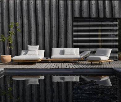 Planning on lounging in style this summer? You best get onto ordering your outdoor furniture now