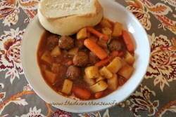 Hobo Meatball Stew