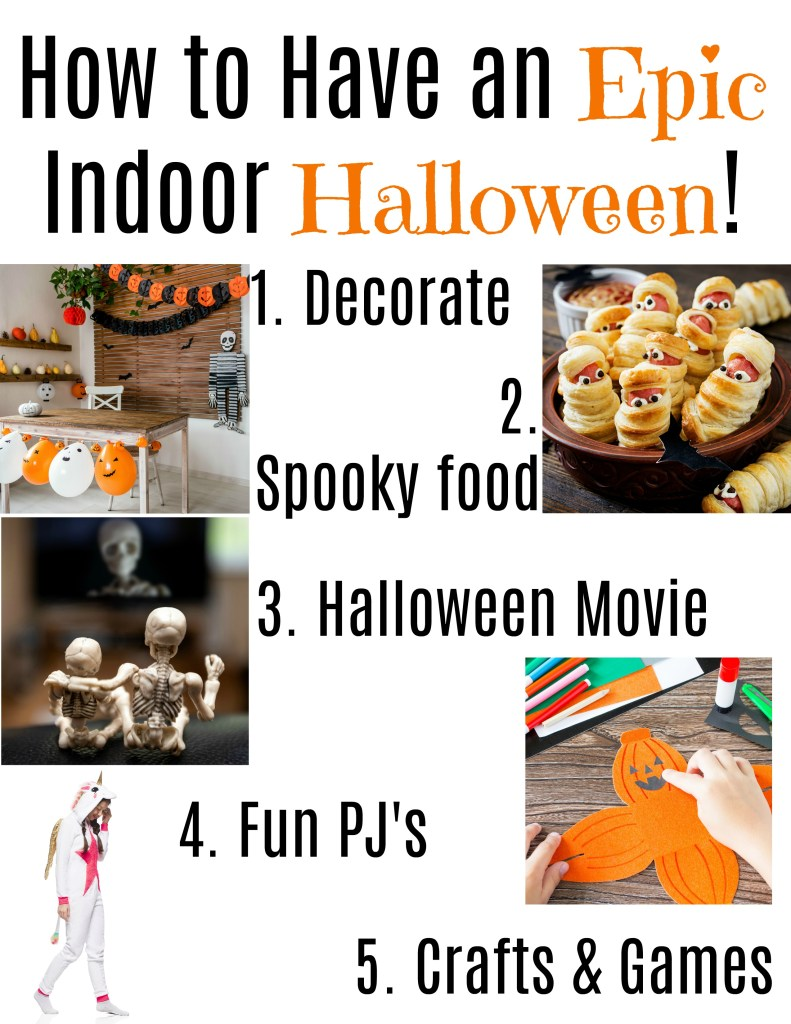 How to have a fun Indoor Halloween
