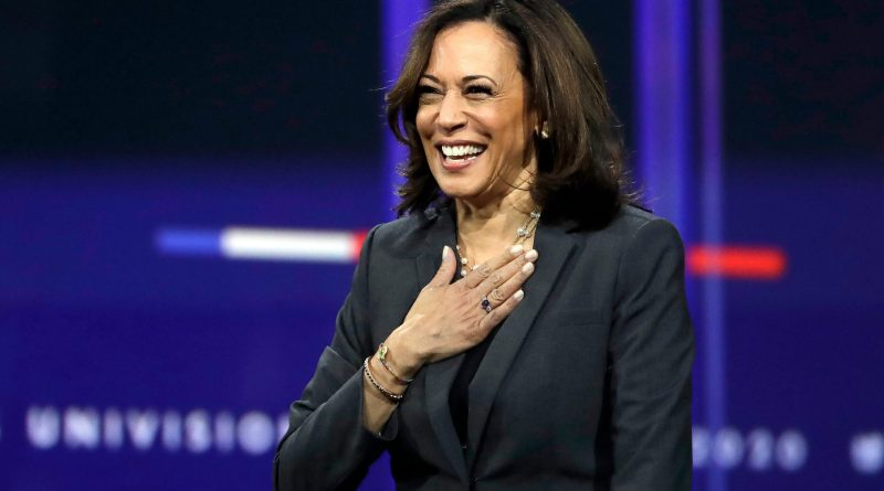 US Presidential candidate Joe Biden picks Kamala Harris as his running mate as Next Vice President