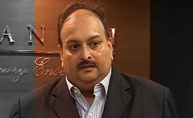 PNB scam accused Mehul Choksi