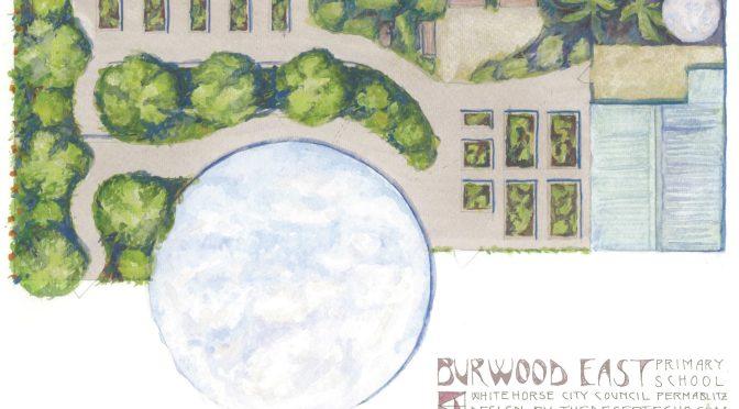 Burwood East Primary School Garden