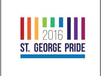 St. George gay pride celebration