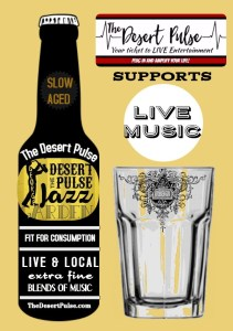 The Desert Pulse Supports Southern Utah LIVE Music and Entertainment