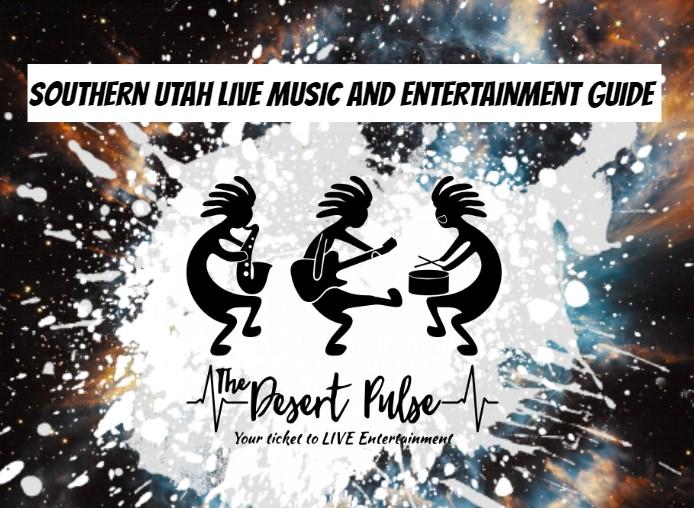 southern utah live music and entertainment guide the desert pulse rh thedesertpulse com Dessert Menu Dessert Menu