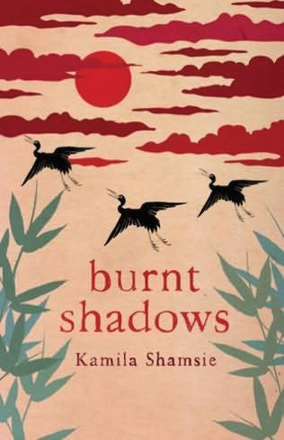 burnt shadows kamila shamsie