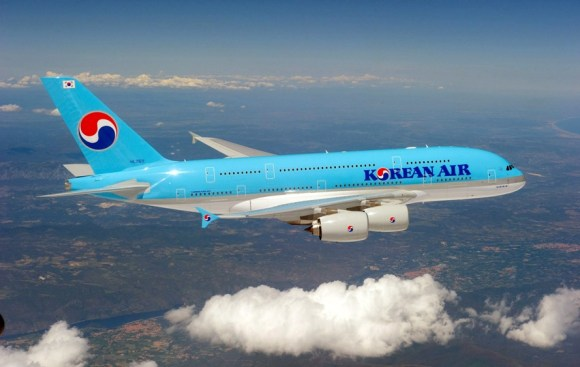 korean air livery