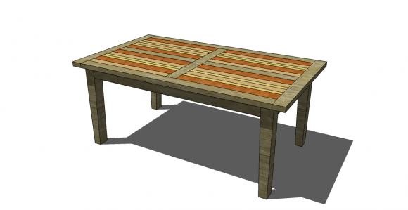 You Can Build This! Easy DIY Furniture Plans from The Design Confidential with Complete Instructions on How to Build a 1900s Boulangerie Table via @thedesconf