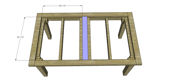 You Can Build This! Easy DIY Furniture Plans from The Design Confidential with Complete Instructions on How to Build a 1900s Boulangerie Dining Table via @thedesconf