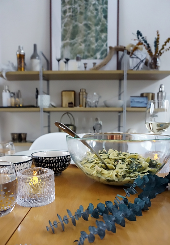 The Design Confidential x Bertolli with Life's Little Moments Make the Most Special Memories
