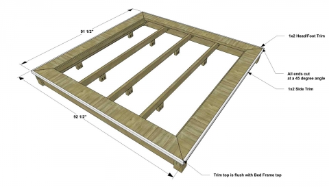 Fancy You Can Build This Easy DIY Plans from The Design Confidential Free DIY Furniture Plans
