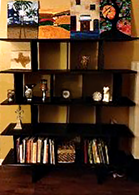 You Can Build This! The Design Confidential Builders Showcase // Asian Inspired Bookcase