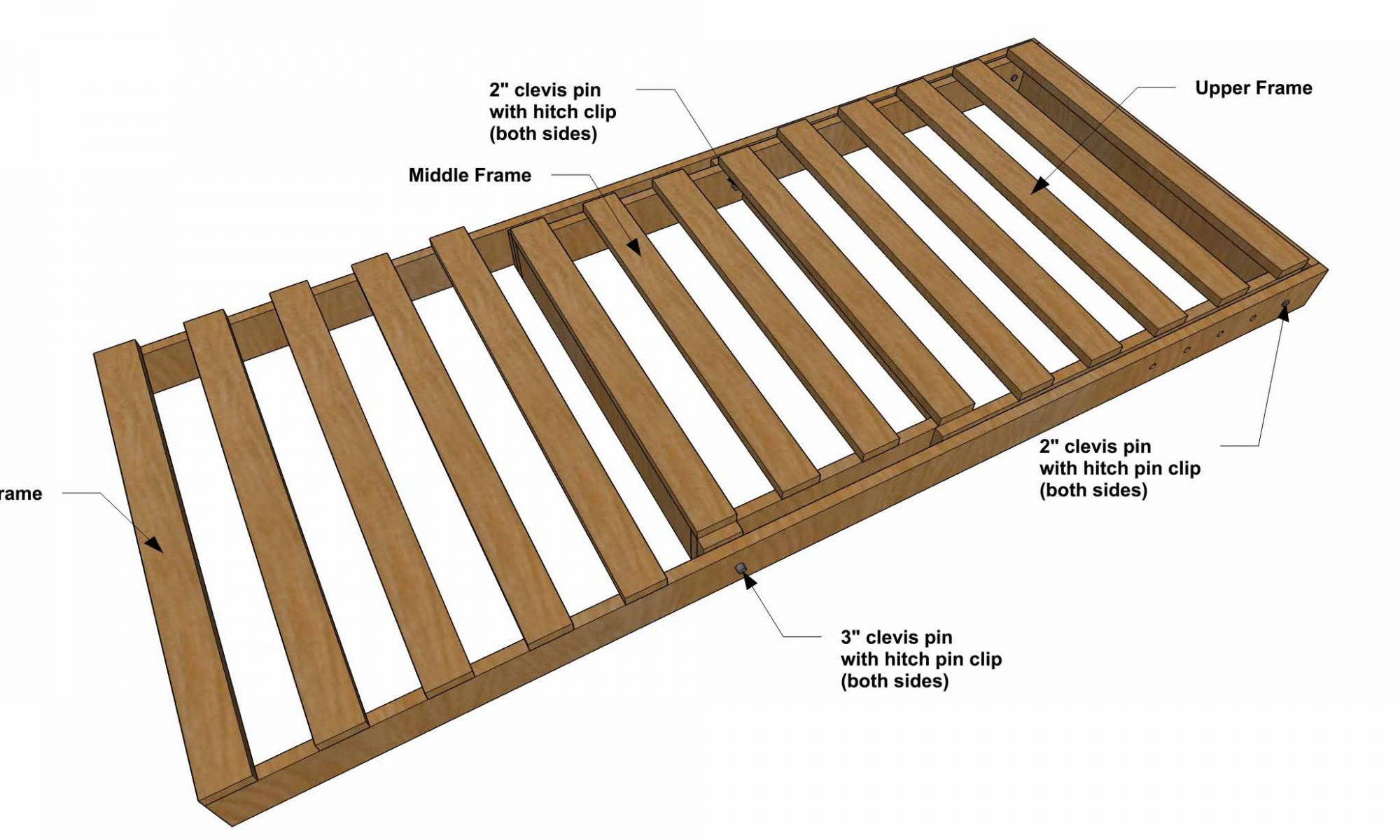 - Free DIY Furniture Plans // How To Build An Indoor Outdoor Single