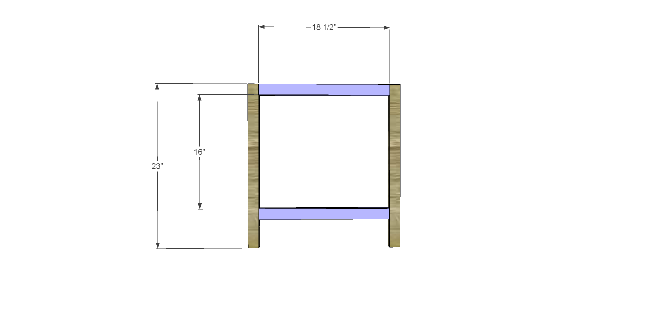 Free DIY Furniture Plans: How to Build a Bourne Bar
