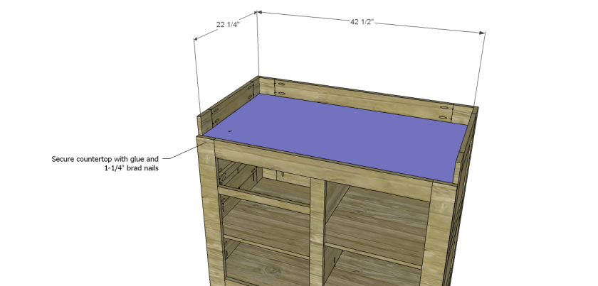You Can Build This! Easy DIY Furniture Plans from The Design Confidential with Complete Instructions on How to Build a Rustic Ultimate Bar via @thedesconf