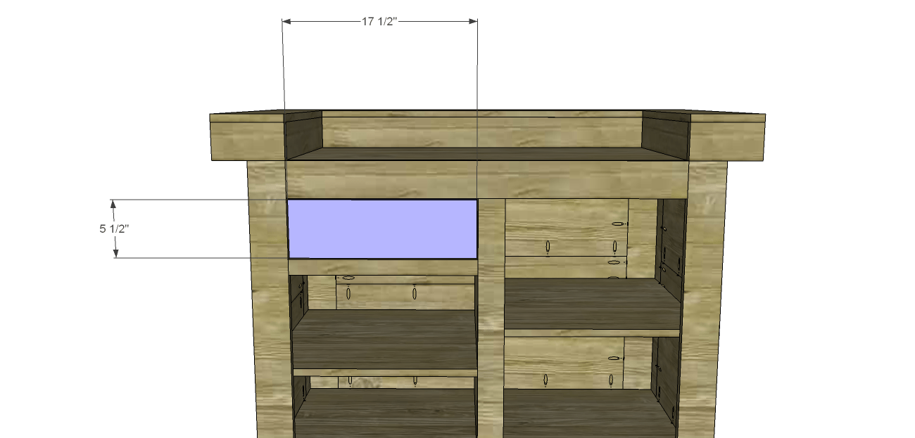 Free Diy Furniture Plans To Build A Rustic Ultimate Bar The Design Confidential