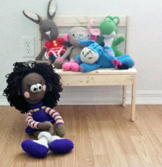 The Design Confidential Reader Showcase: DIY Toddler Farmhouse Bench