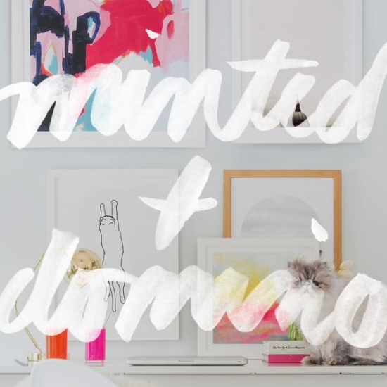The Design Confidential Art Goes Here // Domino + Minted Weekend Wall Challenge