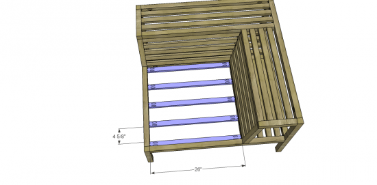 You Can Build This! The Design Confidential Free DIY Furniture Plans to Build a Havana Islita Outdoor Corner Chair
