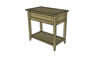 Free Woodworking Plans To Build A Potterybarn Inspired Hudson