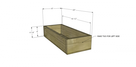 Free Diy Furniture Plans To Build A Ballard Designs