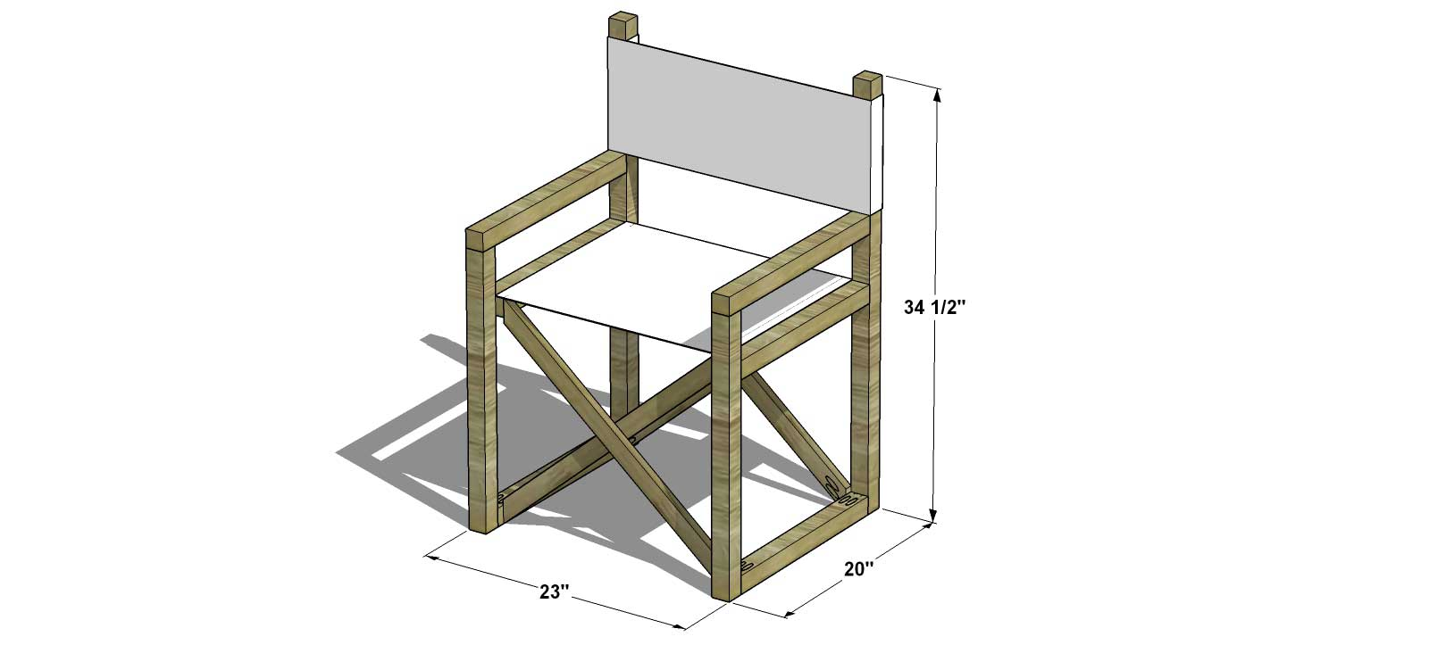 you can build this easy diy furniture plans from the design with complete