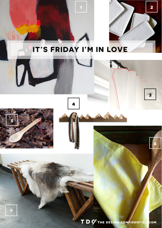 Home Decor Roundup of Fall Essentials for It's Friday I'm In Love // Fall Into Autumn Edition