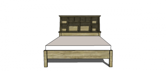 Free Woodworking Plans To Build A Pb Teen Inspired Stuff Your Stuff