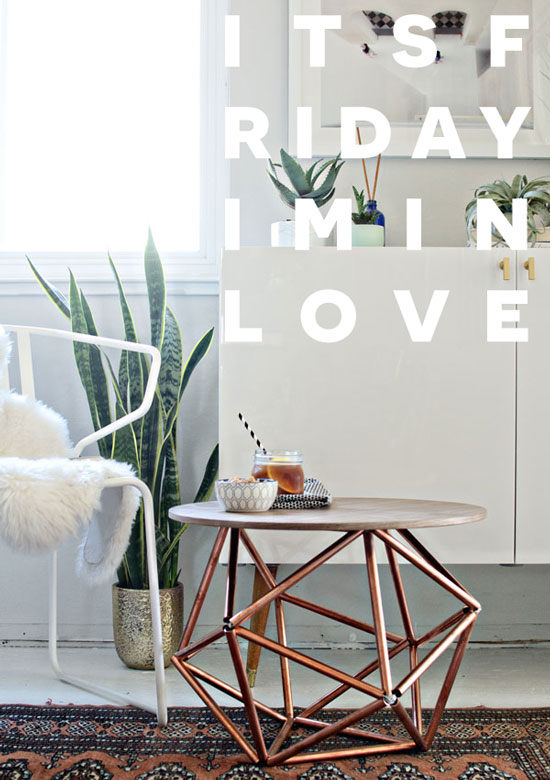 The Design Confidential It's Friday I'm In Love Edition 18